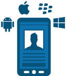 Mobile application development services and m-commerce solutions