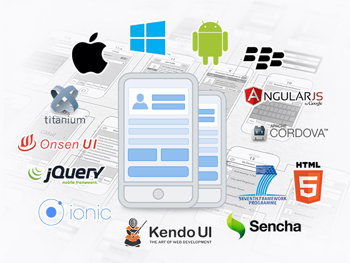 Hybrid and Native mobile app development